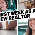 *real* First Week As A New Real Estate Agent | Day In The Life of a Realtor