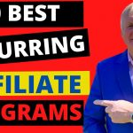 ✔️ 10 Best Affiliate Programs to Make Recurring Passive Income in 2020