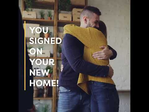 Buying a new home with Columbia Real Estate