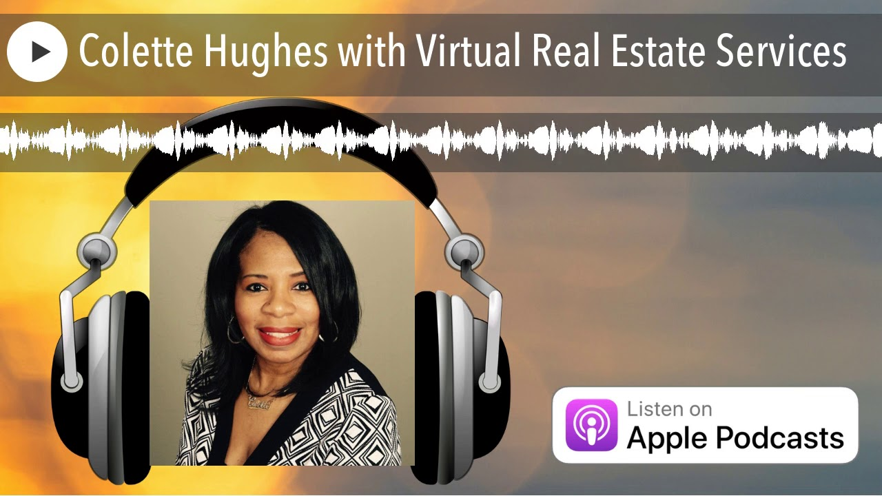 Colette Hughes with Virtual Real Estate Services