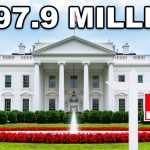 This Is How Much It Costs To Buy The White House