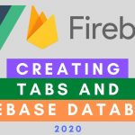 Vue Js Firebase Project Creating Tabs And Database #4 ( 2020 )