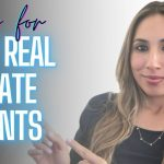 What New Real Estate Agents Need to Do in the Beginning