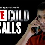 Another Live Cold Calling Session 11 - Travis Stegall