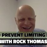 How to Prevent Limiting Beliefs From Restricting Your Potential with Rock Thomas