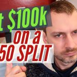 Making $100,000 in Real Estate Sales Income on a 50/50 Split