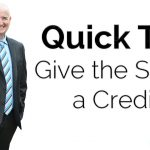 Quick Tip: Negotiation Strategy - Give the Seller a Credit
