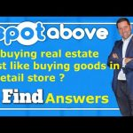 Real Estate Exam Questions.Contracts.Is buying real estate just like buying goods in a retail store?