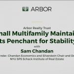 Small Multifamily Maintains Its Penchant for Stability
