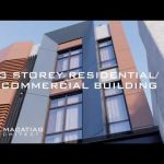 3 STOREY RESIDENTIAL/ COMMERCIAL BUILDING