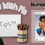 Draw With Me   Umbrella Academy (#5) *Tutorial & Tips for beginners #DrawWithMe #AidanGallagher