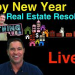 Live New Year's Eve Real Estate Resolution's  FlipAnythingUSA Open Chat Video's