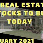 Top 5 Real Estate Stocks To Invest in 2021 -  100% buy ratings - up 100% - bests stocks to buy today