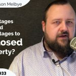 What are the advantages and disadvantages of buying a foreclosed property? Welch realtor explains!