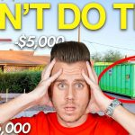 AVOID these Fix & Flipping Mistakes | I LOST THOUSANDS $$$