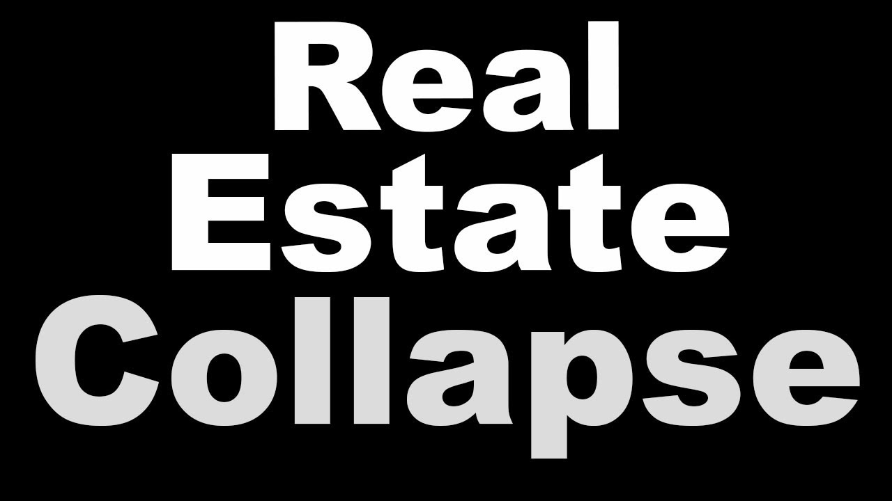 Bitcoin & Real Estate Crash! What You Need To Know!