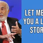 "Carl Icahn ""I Fired 12 Floors Of People!"""
