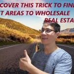 Free Way To Detect Best Areas For Wholesaling Real Estate - Where Is The Best Place To Wholesale ?