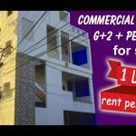 G+2 Commercial Property for sale | LB Nagar | 180 sq yards | East South Corner | ID P901