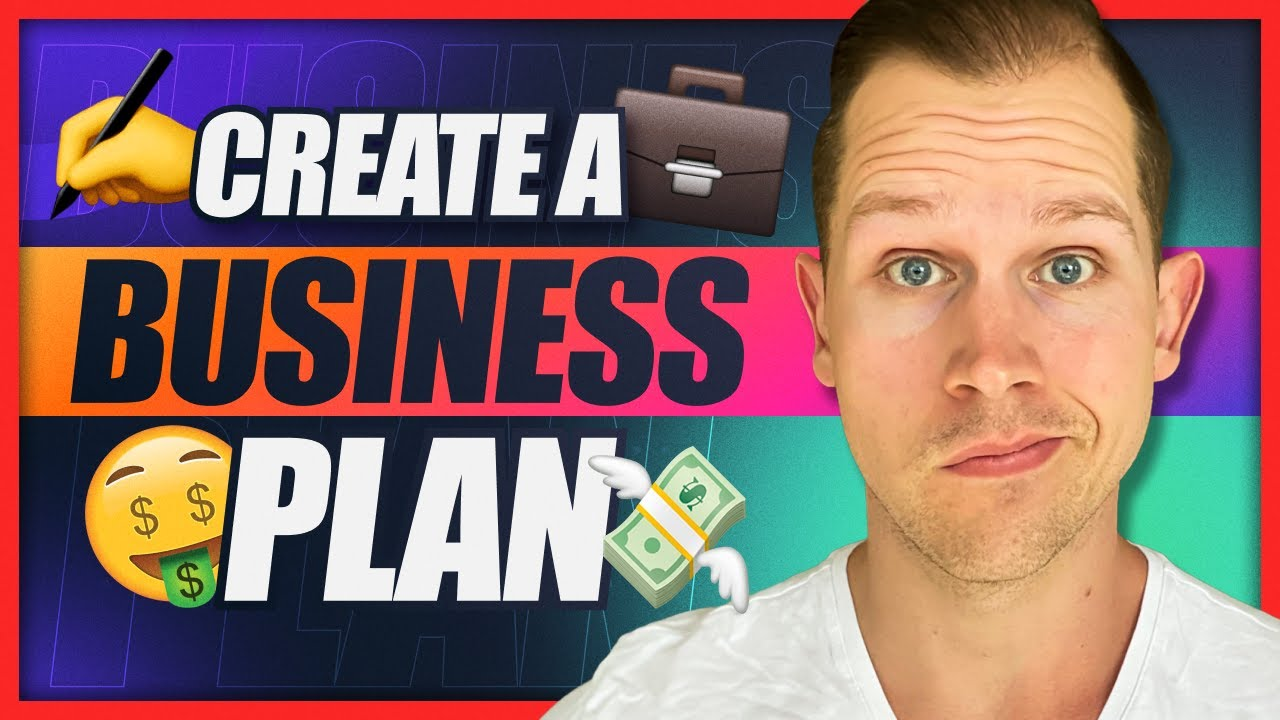 How to Create a BUSINESS PLAN for Real Estate Agents (2021)