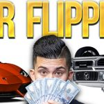 I SNUCK INTO THE CAR AUCTION - How To Flip Cars