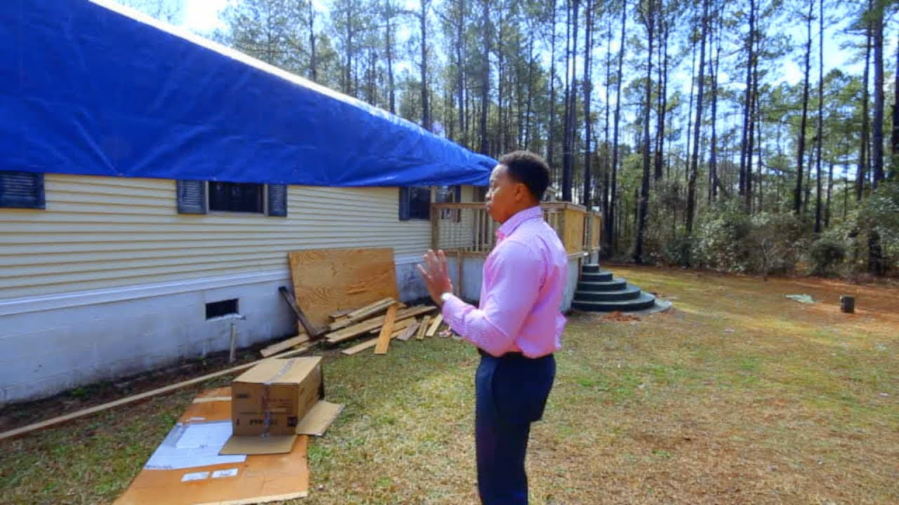 I'm going broke: my 2nd mobile home flip