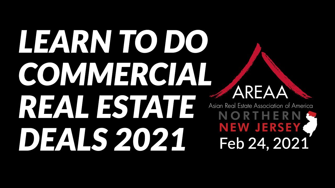 Learn How to Do Commercial Real Estate Deals - Webinar by Commercial Real Estate Boss