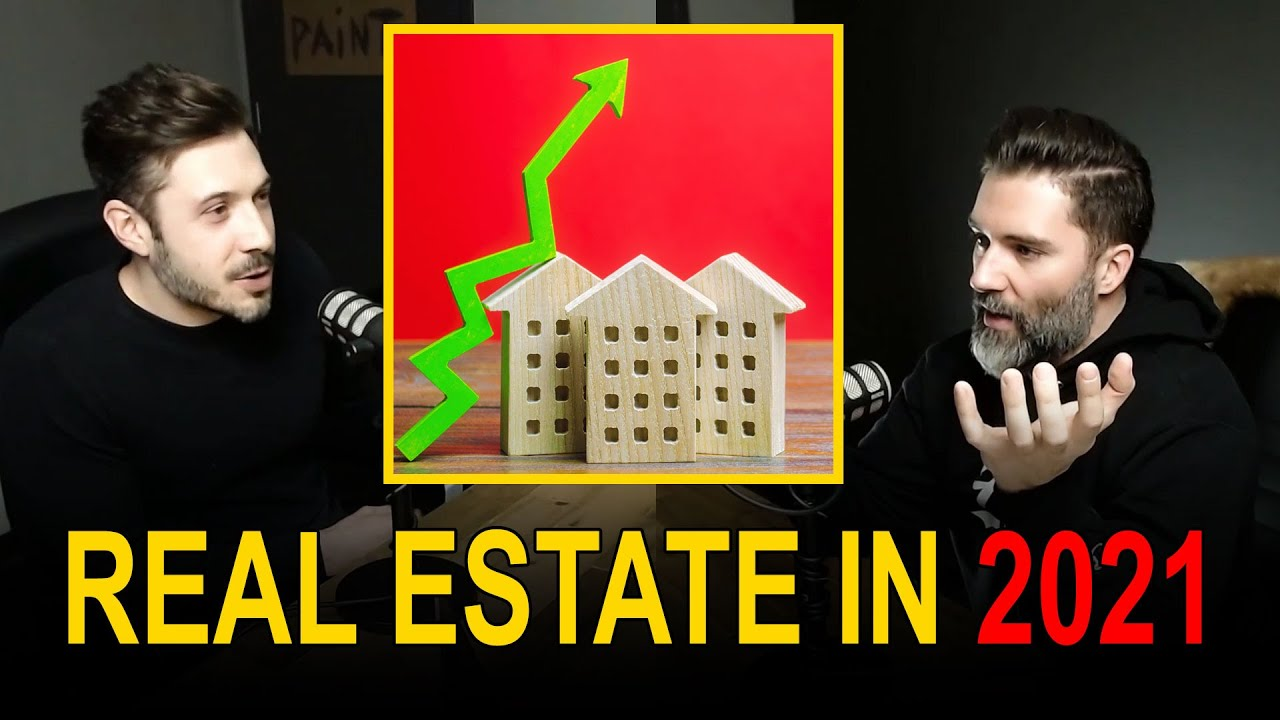 Real Estate Market 2021 Outlook | PULL THE TRIGGER PODCAST Ep. 11