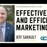 Use Effective and Efficient Marketing | The Salesperson's Survival Guide