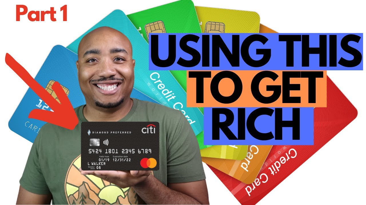 Using Credit Cards To Buy Real Estate (Part 1)