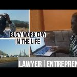 VLOG✨DAY IN THE LIFE OF A LAWYER|Buying real estate|TEMITOPE BANKS