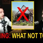 What Not to Buy in Real Estate Investing |  PULL THE TRIGGER PODCAST Ep. 10 (1 of 3)