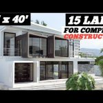 30X40 घर का नक्शा  || as per wastu with luxury interior, built cost 15 Lakh only