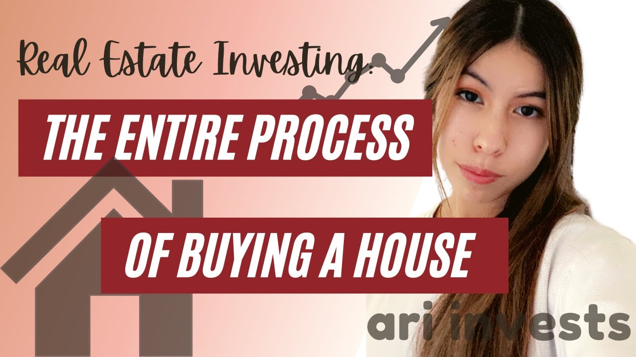 How to buy a house! 🏘   Real Estate 101