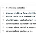 Top Trending Questions On Commercial Real Estate in 2021