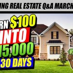 Turn $10 into $15,000 in 30 Days - Wholesaling Real Estate Q&A -  aka Fliptainment