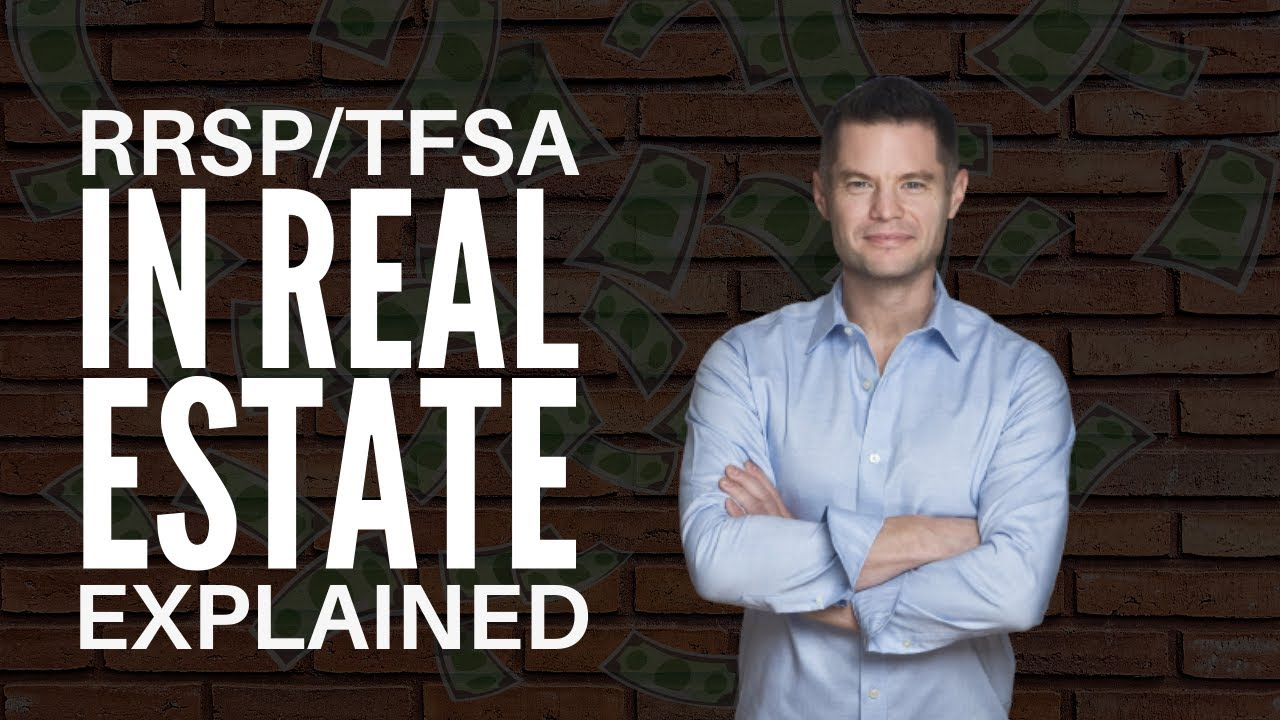 4  Secrets to Investing in Real Estate through your RRSP/TFSA (MORE $$$)