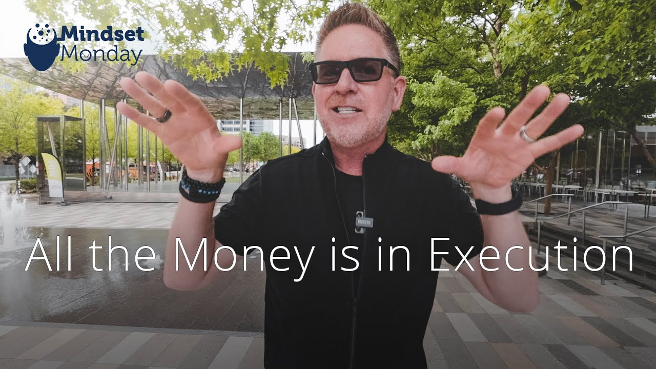 All the Money is in Execution