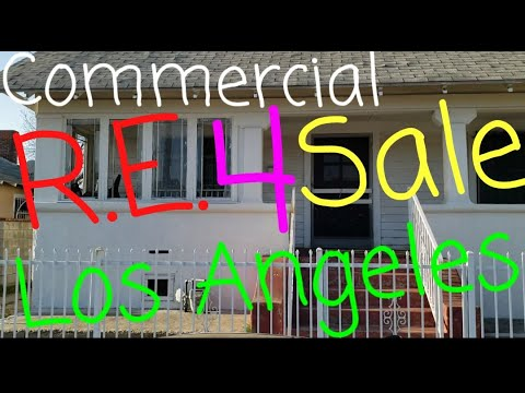 ⛪⛪ Commercial Property for sale in Los Angeles Ca. 💠