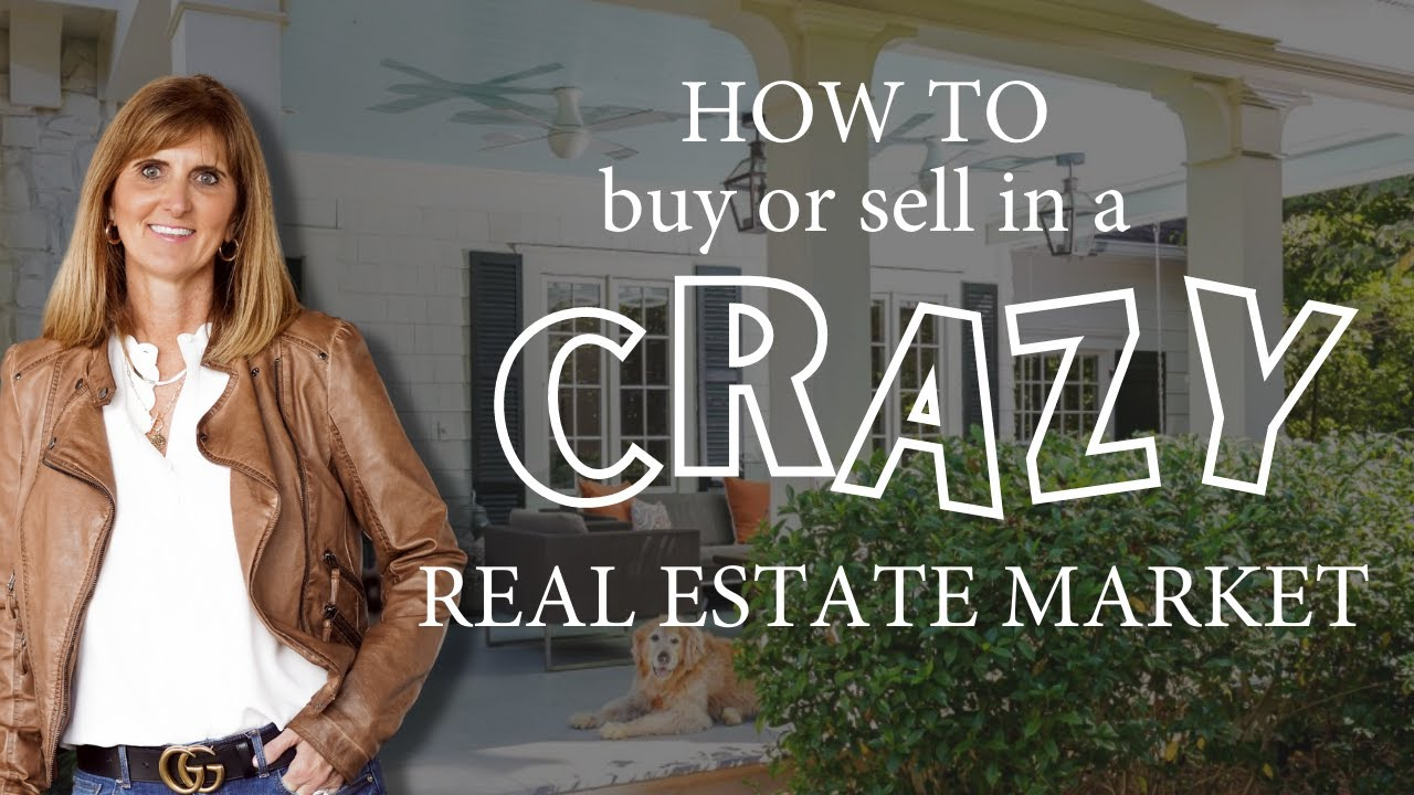 How The Buy/Sell in This CRAZY Real Estate Market - April 2021 Market Report