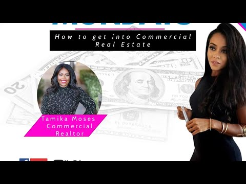 Money Mondays: How To Get Into Commercial Real Estate