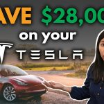 Save $28,000 When buying a Tesla In Canada | Real Estate Tax Tips
