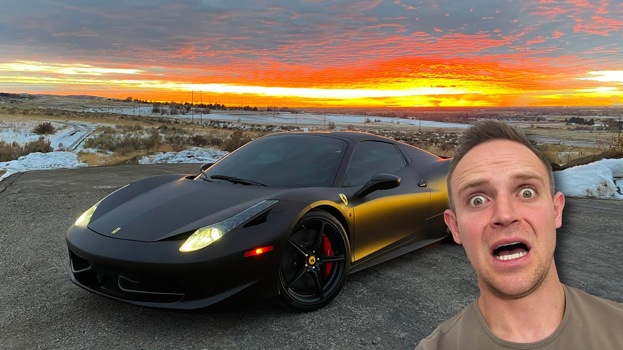 Why I Regret Buying My Ferrari