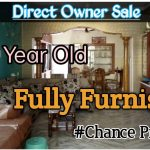 11 years OLD Used house for sale in Hyderabad  | Fully Furnished Chance Property