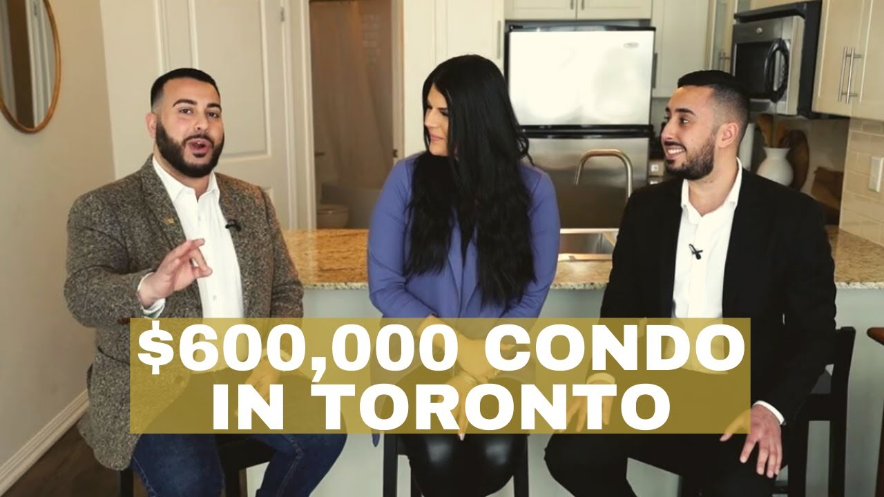 Buying Real Estate In Toronto? This Is What $600,000 Buys You