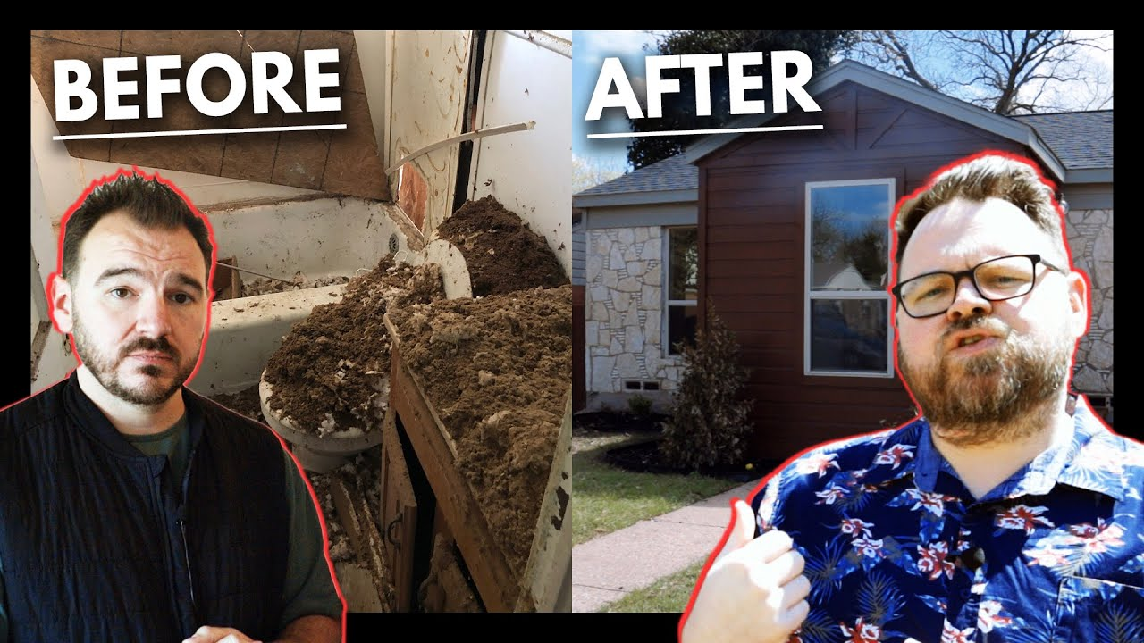 House Flip: BEFORE And AFTER Renovation!