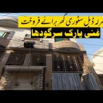 House For sale | 3 Marla | Sargodha property | Real Estate