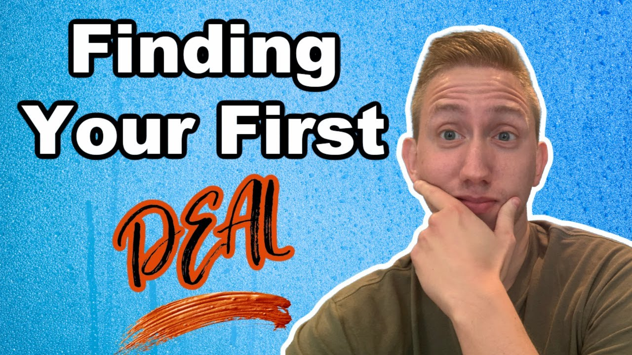 How to Buy Your First Flip House | Real Estate Investing for Beginners!