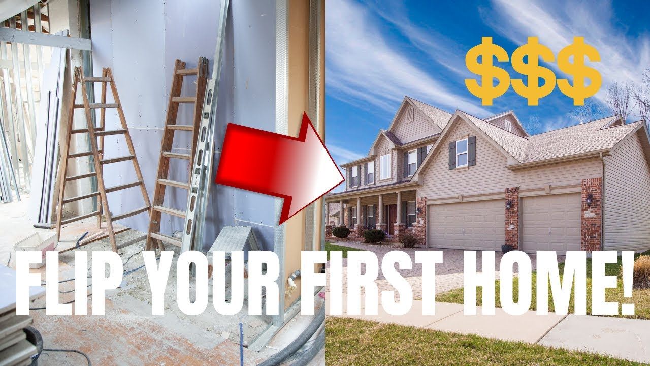 How to Flip a House for Beginners | Real Estate Investing