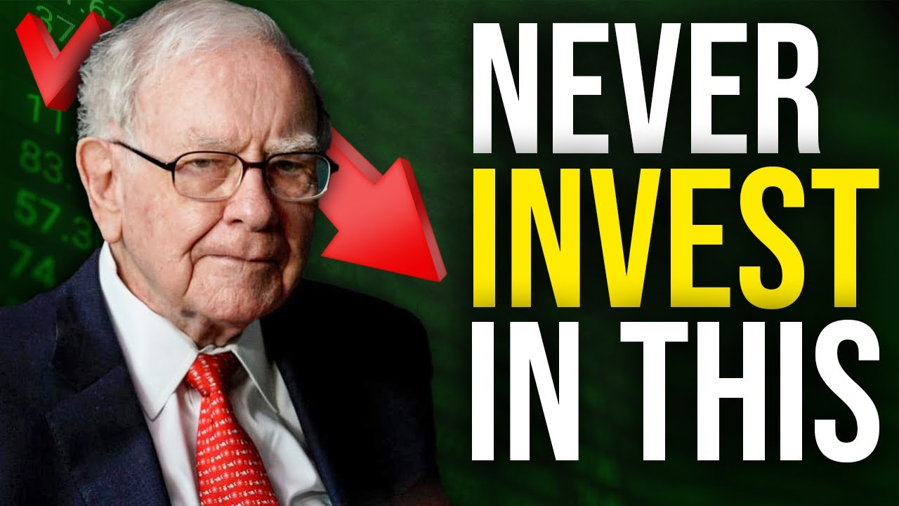 If You See This When Investing, Run Away!